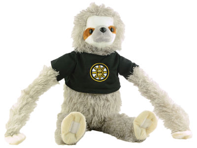 Boston Bruins Plush Sloth