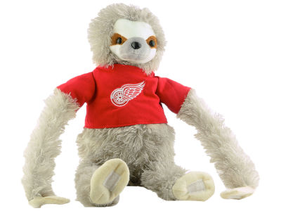 Detroit Red Wings Plush Sloth
