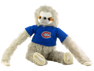 Montreal Canadiens Plush Sloth