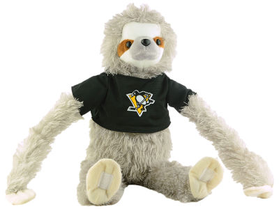 Pittsburgh Penguins Plush Sloth