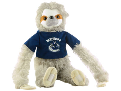 Vancouver Canucks Plush Sloth