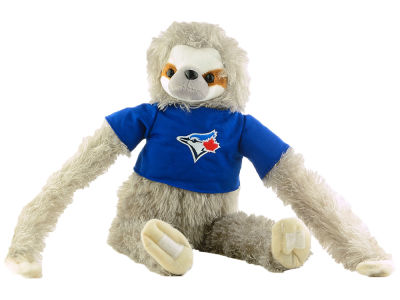 Toronto Blue Jays Plush Sloth