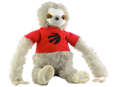 Toronto Raptors Plush Sloth