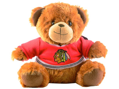 Chicago Blackhawks Jersey Bear  7.5""