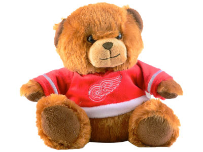 Detroit Red Wings Jersey Bear  7.5""