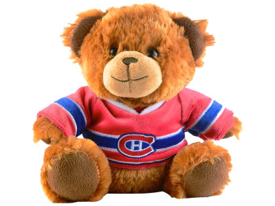 Montreal Canadiens Jersey Bear  7.5""