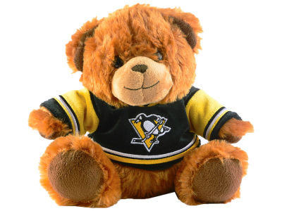 Pittsburgh Penguins Jersey Bear  7.5""