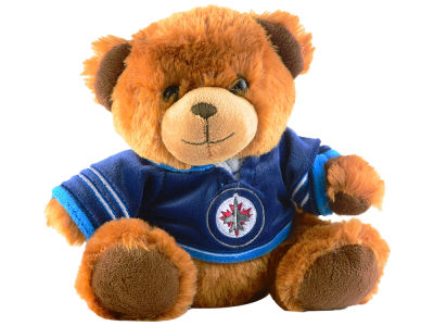 Winnipeg Jets Jersey Bear  7.5""