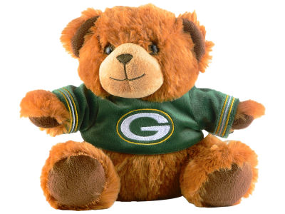 Green Bay Packers Jersey Bear  7.5""