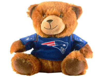 New England Patriots Jersey Bear  7.5""