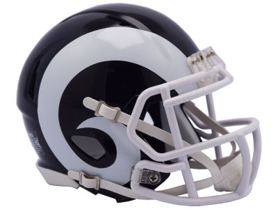 Los Angeles Rams Riddell Speed Mini Helmet
