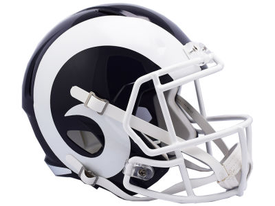 Los Angeles Rams Riddell Speed Replica Helmet