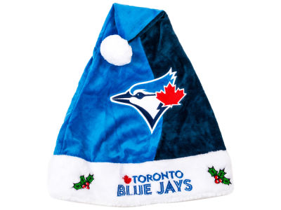 Toronto Blue Jays Colorblock Santa Hat