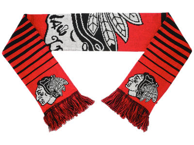 Chicago Blackhawks Big Logo Scarf