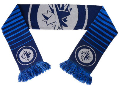 Winnipeg Jets Big Logo Scarf