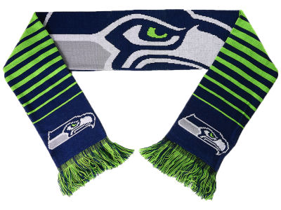 Seattle Seahawks Big Logo Scarf