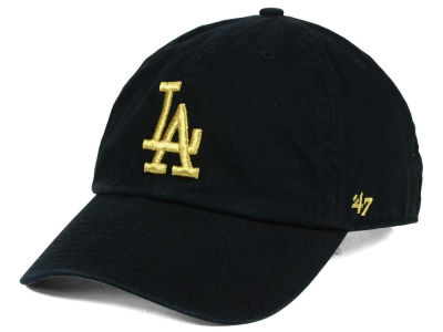 Los Angeles Dodgers '47 MLB Metallic CLEAN UP Cap
