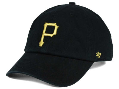 Pittsburgh Pirates '47 MLB Metallic CLEAN UP Cap