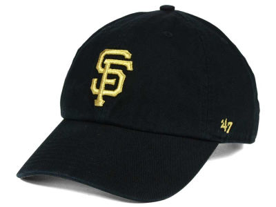 San Francisco Giants '47 MLB Metallic CLEAN UP Cap