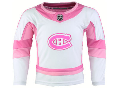Montreal Canadiens Outerstuff NHL Infant Fashion Jersey