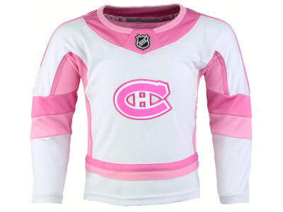 Montreal Canadiens Outerstuff NHL Toddler Fashion Jersey