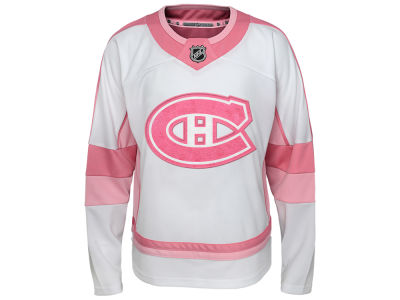 Montreal Canadiens NHL Youth Fashion Jersey