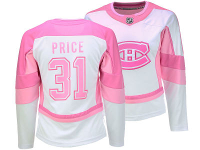 Montreal Canadiens Carey Price NHL Youth Player Fashion Jersey