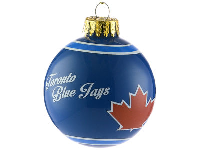 Toronto Blue Jays 2017 Glass Ball Ornament