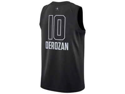 Toronto Raptors DeMar DeRozan Nike 2018 NBA Men's All-Star Swingman Jersey