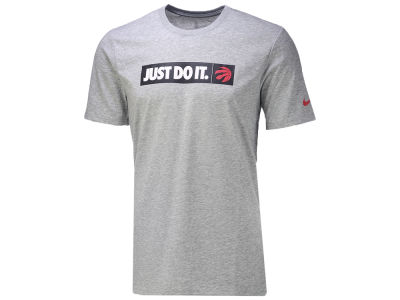Toronto Raptors Nike NBA Men's Just Do It Team T-shirt