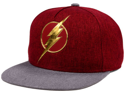 DC Comics Justice League 2 Toned Marled Snapback Cap