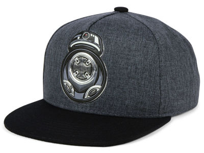 Star Wars 2 Toned Marled Youth Snapback Cap