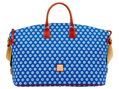 Chicago Cubs Dooney & Bourke Weekender Satchel