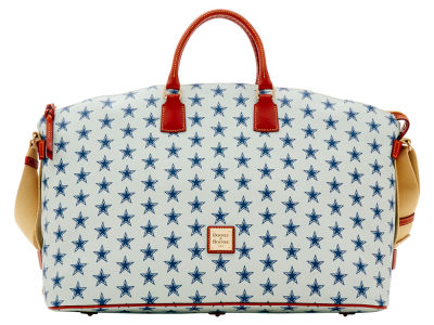 Dallas Cowboys Dooney & Bourke Weekender Satchel