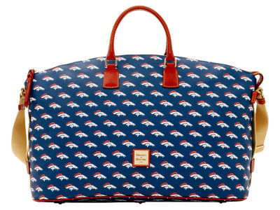 Denver Broncos Dooney & Bourke Weekender Satchel