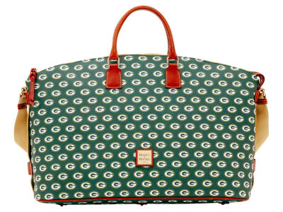 Green Bay Packers Dooney & Bourke Weekender Satchel
