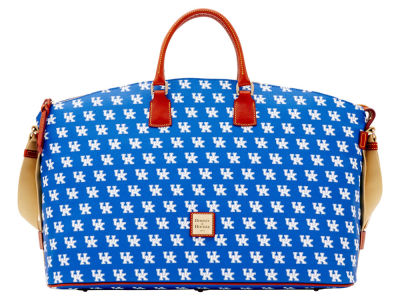Kentucky Wildcats Dooney & Bourke Weekender Satchel