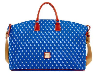 Los Angeles Dodgers Dooney & Bourke Weekender Satchel