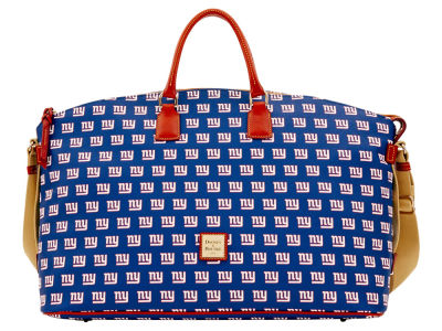 New York Giants Dooney & Bourke Weekender Satchel