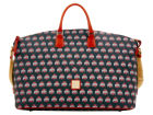 Ohio State Buckeyes Dooney & Bourke Weekender Satchel Apparel & Accessories