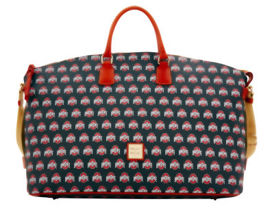 Ohio State Buckeyes Dooney & Bourke Weekender Satchel
