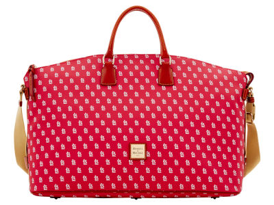 St. Louis Cardinals Dooney & Bourke Weekender Satchel
