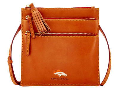 Denver Broncos Dooney & Bourke Florentine Triple Zip