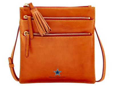 Dallas Cowboys Dooney & Bourke Florentine Triple Zip