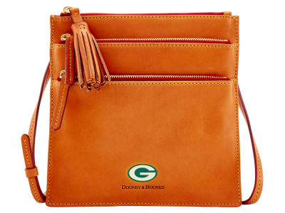 Green Bay Packers Dooney & Bourke Florentine Triple Zip