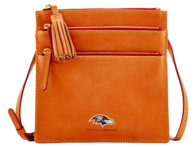 Baltimore Ravens Dooney & Bourke Florentine Triple Zip