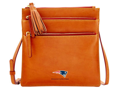 New England Patriots Dooney & Bourke Florentine Triple Zip