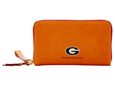 Green Bay Packers Dooney & Bourke  Florentine Zip Around Wallet