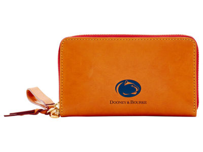 Penn State Nittany Lions Dooney & Bourke  Florentine Zip Around Wallet