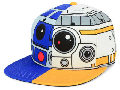 Star Wars Half and Half Youth Snapback Cap